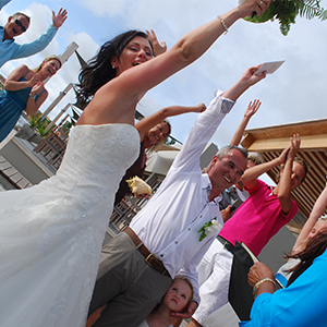 Bonaire Wedding