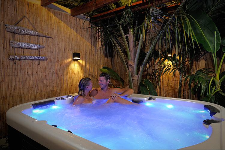 Bamboo bali honeymoon package